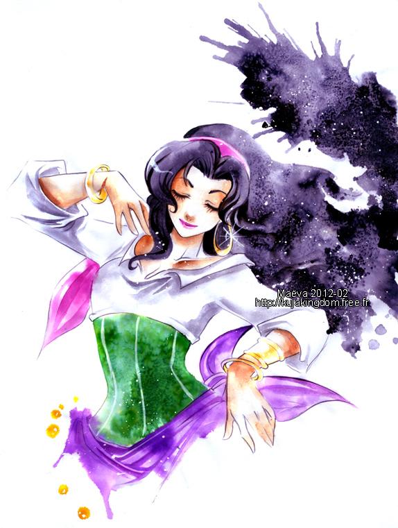 esmeralda_by_maevachan-d4q1hh6