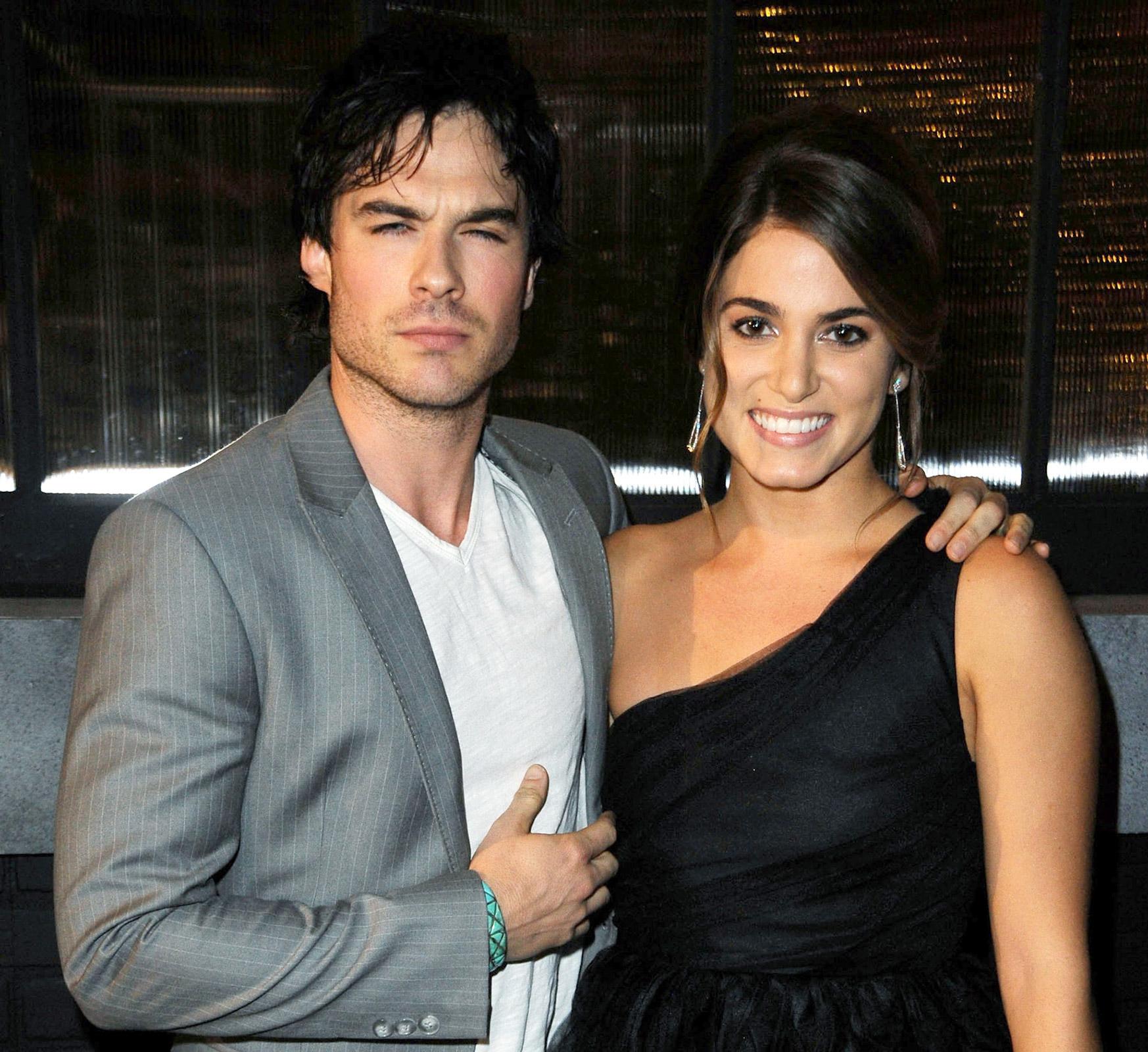 quanto tempo hanno Nina e Ian stato dating