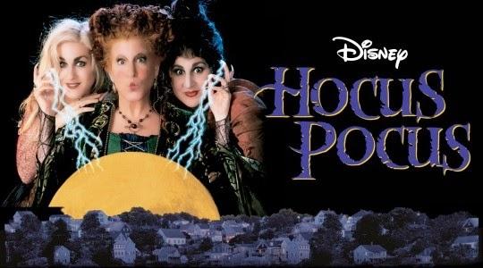 Hocus Pocus film disney