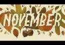 Preferiti del mese di Novembre