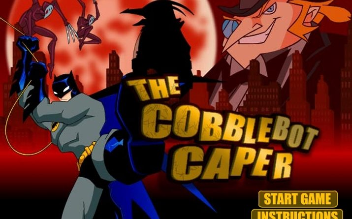 Batman the Cobblepot caper