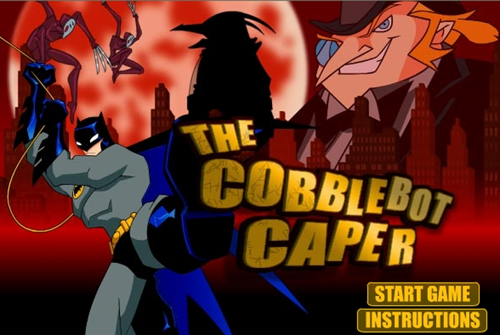 Batman the Cobblepot caper