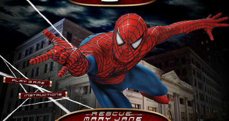 gioco di spiderman 3 salva maryjane
