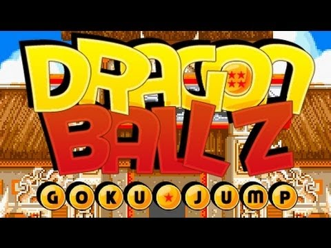 DragonBall Z Goku Jump
