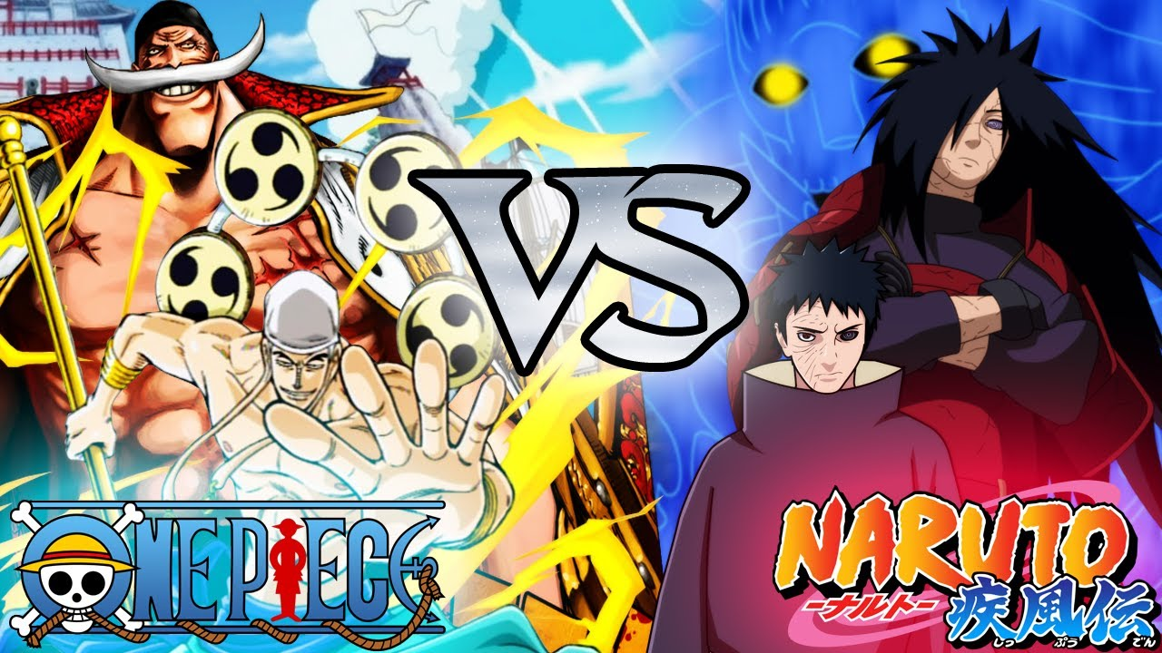 OnePiece vs Naruto 2.0
