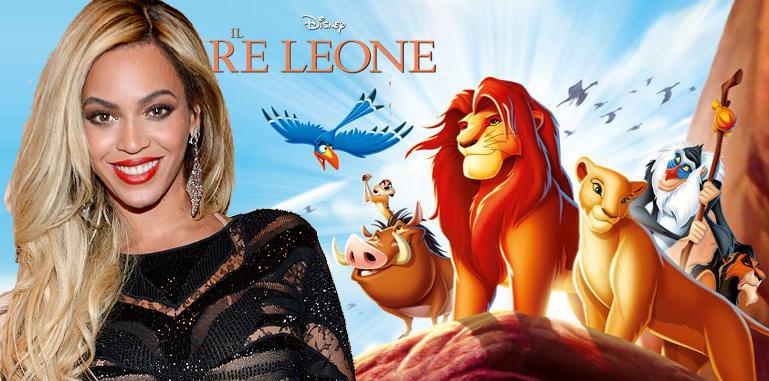 il re leone beyoncè
