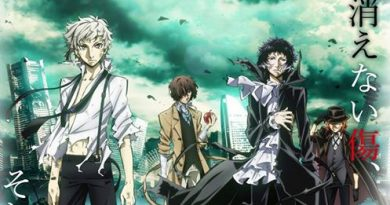 """Bungo Stray Dogs: Dead Apple"" sarà proiettato al Napoli Comicon 2018"