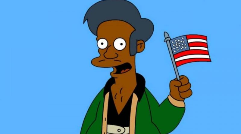 Apu Simpson eliminato