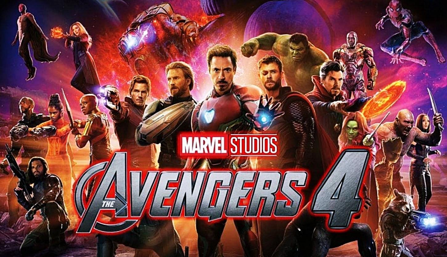Avengers 4 Trailer 2021