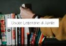 Uscite Letterarie di Aprile (2019)