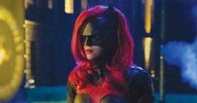 batwoman , the cw